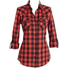 Could wear plaid all the time :)