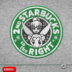 Second Starbucks to the Right  Peter Pan and by MbroiDownload 2,99$