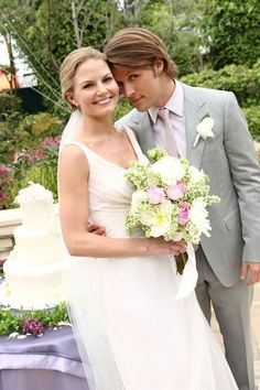 Photo of Chameron's wedding! for fans of Chameron (Chase & Cameron). I love Chase in this pic