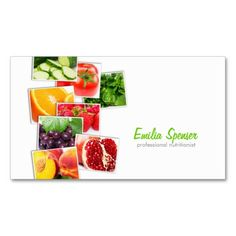 300 best nutritionist business cards images on pinterest business