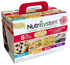 Nutrisystem ® 5 Day Homestyle Favorites. 5 Day Weight Loss Kit, 20 Count Limited Time Only!