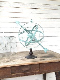 Hey, I found this really awesome Etsy listing at https://www.etsy.com/listing/270695558/metal-globe-armillary-sphere-globe