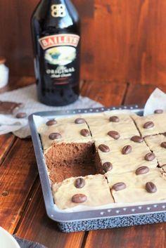 Baileys-Schnitten / Kaffee-Schnitten