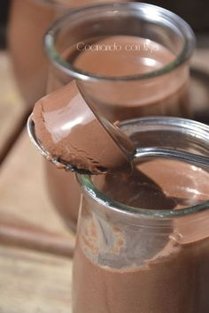 Takes no times and they are delicious. I use less cacao and sugar. Wrap Recipes, Sweet Recipes, Cheddarwurst Recipe, Dessert Thermomix, Frangipane Recipes, Spagetti Recipe, Szechuan Recipes, Bellini Recipe, Chocolate Desserts