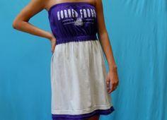 TCU Game Day Tailgate Fan Dress.