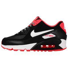 Amazon.com: Nike Air Max 90 (GS) Big Kid's Running Shoes: Clothing