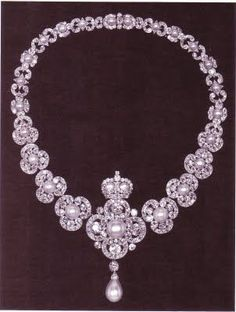 ожерелье королевы Виктории
