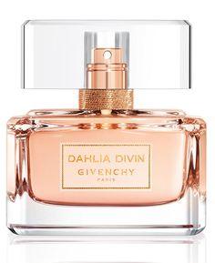 Dahlia Divin Eau de Toilette Givenchy perfume - a new fragrance for women 2015