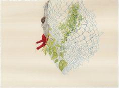'dripping' by Monica Rohan, exhibiting at Spiro Grace Art Rooms (SGAR) 14 September — 13 October 2012