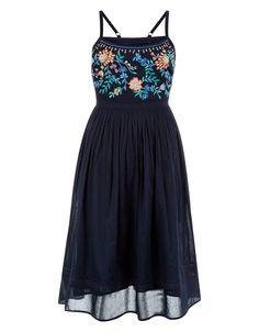 Riley Embellished Dress