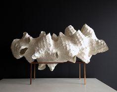 Honeycomb Sculptural Lighting by 2014 MADE exhibitor Patrick Weder Design