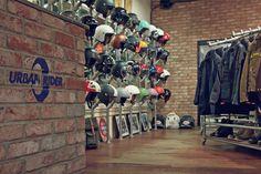 Shop visit: Urban Rider, London