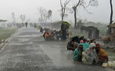 Cyclone Nargis 2008 - The first cyclone in 2008 to hit the northern Indian Ocean, Cyclone Nargis made landfall in Myanmar and devastated the Ayeyarwady Delta region along with its 37 townships for two days. Official figures showed that 84,500 people were killed with 53,800 missing. An equivalent of a category 3 or 4 hurricane on the Saffir-Simpson scale, it led to numerous storm surges and flooding.