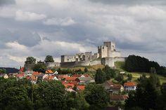 RabíorRábíis ruined castle in SouthwesternBohemia. It is the...