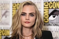 Dissecting Cara Delevingne's Suicide Squad Tour Wardrobe - http://www.popularaz.com/dissecting-cara-delevingnes-suicide-squad-tour-wardrobe/