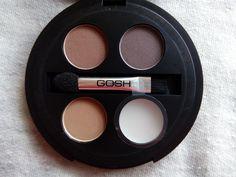 TEST: GOSH - Eyebrow Kit - Set pre dokonalé obočie - KAMzaKRÁSOU.sk