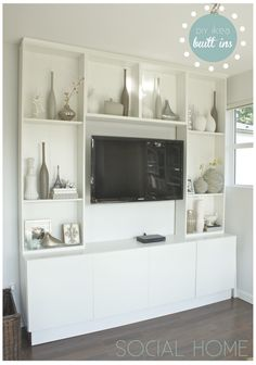 Did you know you can design your own Ikea unit using their Besta online planner?