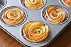 Ein Strauß Blätterteig Rosen zum Muttertag Best Butter, Icing, Blog, Brunch, Sweet, Ethnic Recipes, Desserts, Boleros, Deserts