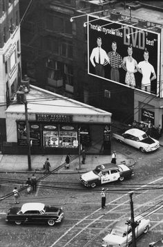 W. Eugene Smith, Pittsburgh, 1950s