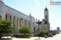 The Frist Center: A Nashville Art Museum With Fun Stuff For Adults... And Kids | The Fun Times Guide to Franklin / Nashville TN