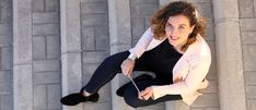 Entrevista realizada a la directora de orquesta Lara Diloy, por la poeta Inma J. Ferrero, dentro de la sección de entrevistas musicales.