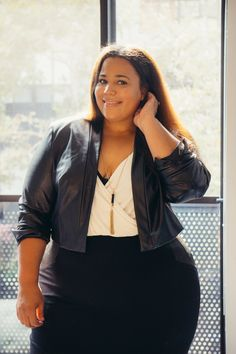 Plus Size Fashion - GarnerStyle | The Curvy Girl Guide: Fall Transition For Less With Ross