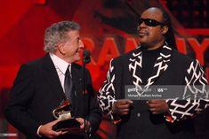 Tony Bennett, Stevie Wonder, Life Photo, Love Of My Life, Collaboration, Songs, Pop, Music, Musica