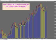R074 Real Trend No Repaint System Indicator Forex Metatrader Mt4