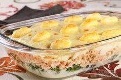 Receita de Fricassé de frango saboroso em receitas de aves, veja essa e outras receitas aqui!