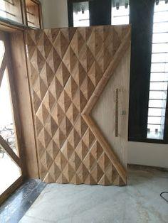Flush Door Design, Home Door Design, Bedroom Door Design, Door Gate Design, Door Design Interior, House Main Door Design, Modern Entrance Door, Main Entrance Door Design, Wooden Front Door Design
