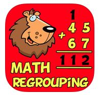 iintegratetechnology: 2 Digit Regrouping App, Screenshot Accountability and FREE Activity Sheets