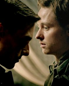Sergeant Aidan and Lieutenant Richard