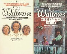 """2/24/14  4:12a """"The Waltons"""" Books   """"Trouble On the Mountain"""" and """"The Easter Story""""  Bing Images"""