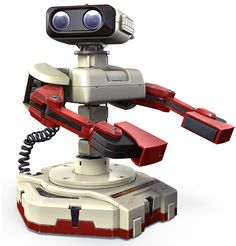 R.O.B. - Characters & Art - Super Smash Bros. for 3DS and Wii U
