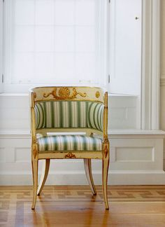antique chair, for the home,YES, but this is ART! in my home, you wouldn't be allowed to sit in it, sorry!