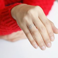+ Silver Honeycomb Ring + Super cute gift for yourself or loved one! Measures 6.5, silver plated, made with zinc alloy. Color may be slightly different from the actual item due to the lighting. Bundle and save! :)  + gives discount on bundles | + 30% off for return customers | + ships the next day | + feel free to make a reasonable offer | Jewelry Rings
