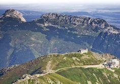 Kasprowy Wierch and Giewont - Tatry - Polish Mountains
