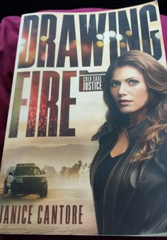 Drawing Fire by Janice Cantore--Book Review