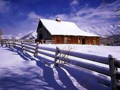 Bozeman should look like this right now..