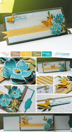 Flower Shop Stampin' Up!