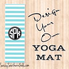 custom name market monogrammed mat etsy mats il yoga with personalized