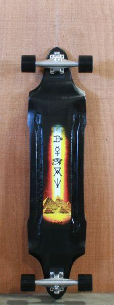 "Dregs 40"" Extraterrestrial Longboard Complete"