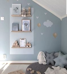 158 kids toy room decor the ultimate convenience- page 32 Baby Bedroom, Baby Boy Rooms, Baby Room Decor, Baby Boy Nurseries, Nursery Room, Girls Bedroom, Nursery Ideas, Ikea Girls Room, Bedroom Ideas