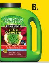 Pennington® 1 Step Complete™  Sun & Shade from Menards $7.99