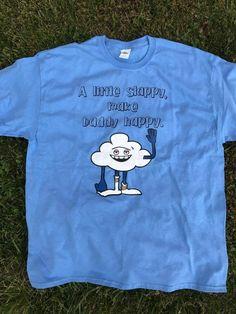 Dad T Shirt, A Little Slappy, Makes Daddy Happy, Trolls T Shirt