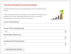 Tax Free Savings Account Infographic  StartUps  Accounting
