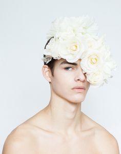 David Bertozzi by Danny Garçon for Vanity Teen