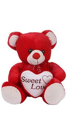Cute Teddy Bear Pics, Red Teddy Bear, Teddy Day, Teddy Bear Pictures, Good Night Flowers, Childhood Games, Tatty Teddy, Girls Dp, Disney Drawings