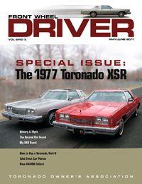 1973-85 Oldsmobile Toronado's