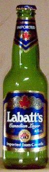 Labatt Brewing Co.LTD - Labatt's Canadian lager 4,5% pullo